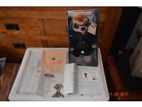GO COMPARE MEERKAT AGENT MAIYA IN BOX WITH CERTIFICATE OF AUTHENTICITY