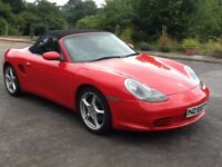 2004 PORSCHE BOXSTER 2.7 FACELIFT MODEL