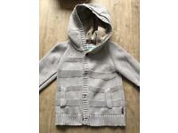 Ted baker baby boy grey jumper 12-18months