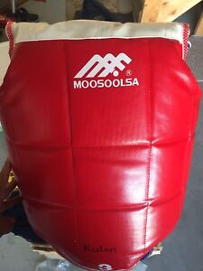 Full Sparring Gear for Tae Kwon Doe