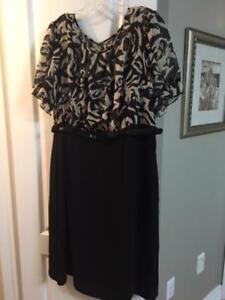 6 Great Dresses--Size 18