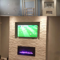 Stone Feature Walls & Backsplashes - Great Looks Greater Prices!