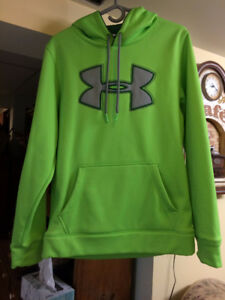 Under Armour - Hoodie Green