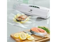 Food sealer , JML vacuum sealer NEW BARGAIN