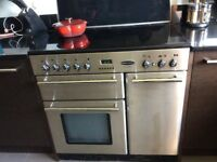 Rangemaster Toledo 90 and rangemaster cooker hood for sale