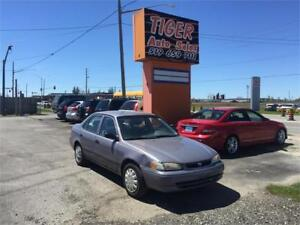1998 Toyota Corolla ***AUTO***ONLY 143 KMS***AS IS SPECIAL***