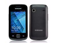 Samsung GT-S5660 Galaxy Gio 3G (Unlocked) Android Smartphone Black