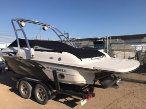 New Coast Marine - 2009 Reinell (21FT) with 5.7L Volvo for $28K