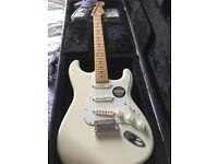 Fender USA stratacaster