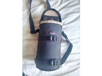 Padded and Tough tele Lens Case