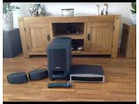 Bose 321 home theatre system ex cond DVD cd