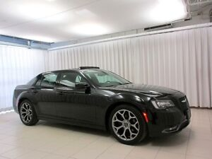 2016 Chrysler 300 TEST DRIVE TODAY!!! 300S SEDAN w/ LEATHER INTE