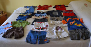Size 12 month boys outfits, $20.00 for lot, 1 - 2 per outfit