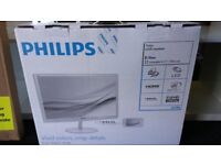 PHILIPS LCD Monitor – with all bits and bobs. BRAND NEW.
