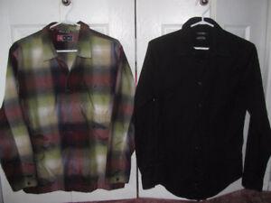 Boys Shirts & Pants  - size 14/16