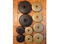 York weight plates for barbell and dumbbell