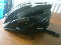 BBB cycling helmet and gloves