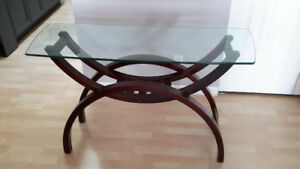 Sofa/entry table
