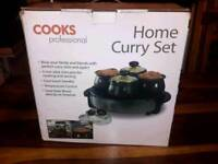 Cooks professional home curry set