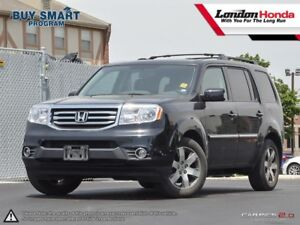 2014 Honda Pilot Touring *FOUR WHEEL DRIVE* One owner vehicle...
