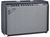 Fender frontman 212R guitar amp 3 channel twin speaker Vgc, gwo £140 no offers