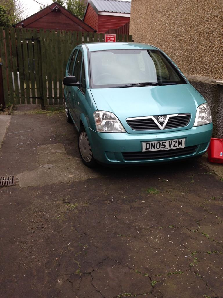 Vauxhall miriva SOLD PENDING COLLECTION