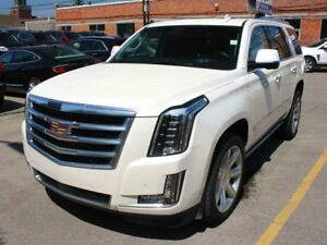 2015 Cadillac Escalade Premium EVERY OPTION WHITE DIAMOND FINANC