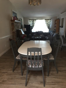 Antique Dining Room Table