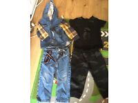 BARGAIN JOB LOT OF BABY CLOTHES