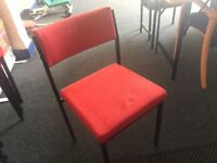 CHEAP STACKABLE CHAIRS £10 EACH!