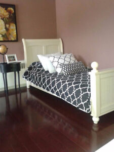 Bed, box, mattress for sales