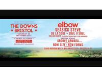 2 The Downs tickets