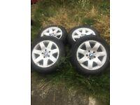BMW E46 Wheels