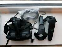 HTC VIVE boxed with all accessories.