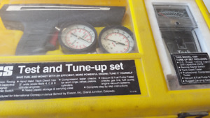 Auto Test and Tune up Kit