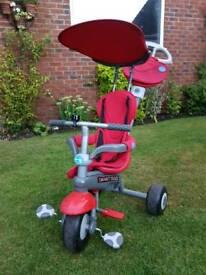 Toddlers 3 in 1 Smart Trike