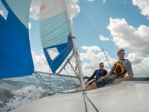Young professional seeking sailboat live-aboard - September