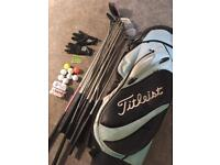 Callaway Irons included in full golf set