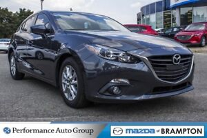 2015 Mazda MAZDA3 SPORT GS|REAR CAM|SUNROOF|ALLOYS|HTD SEATS