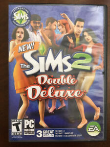 Sims 2 Double Deluxe (PC)
