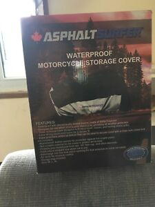 Motorcycle cover for sale!