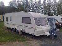 Abby Spectrum 520 caravan