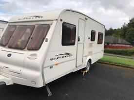2003 Bailey discovery 516 5 berth