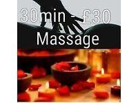 Sport,Deep tissue,Full Body Relaxing Massage (SW1V)