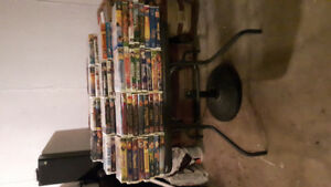 Huge Walt Disney VHS collection