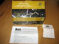 B & Q INDOOR / OUTDOOR LIGHTS