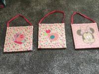 Minnie Mouse Soft Canvas