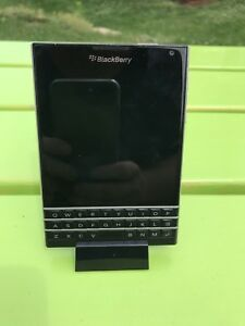 Like new blackberry passport and accessories.