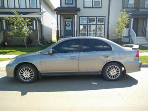 2004 Acura EL Premium Sedan with Car Starter