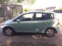 OUTSTANDING HONDA JAZZ 1.4, 1 YEAR MOT, EXCELLENT CONDITION, FULL SERVICE HISTORY
